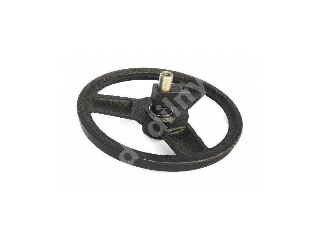 23125 1 hnane kolo s lozisky pro pasovou pilu na kov komletni knuth b 125 s 230 v