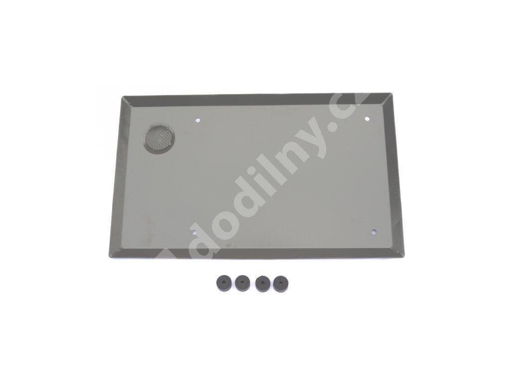 23170 1 zachytna vana chladiciho zarizeni pro pasovou pilu na kov knut b 125 s 230 v