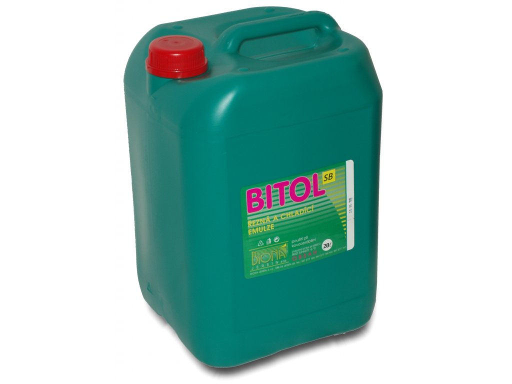2974 bitol sb chladici a mazaci kapalina 20 l kanystr biona