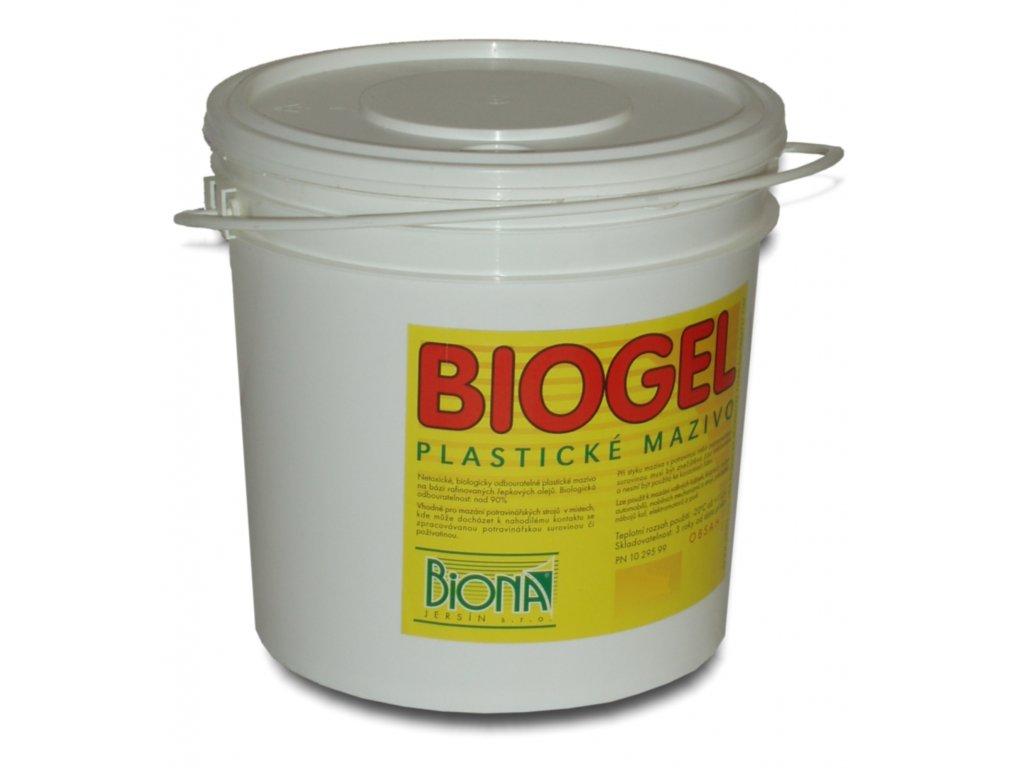 3109 biogel plasticke mazivo 4 kg kbelik biona