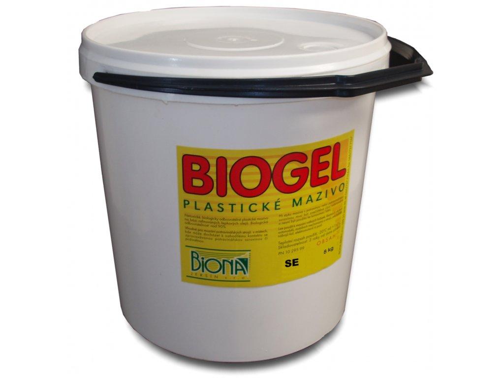 3130 biogel se plasticke mazivo 8 kg kbelik biona