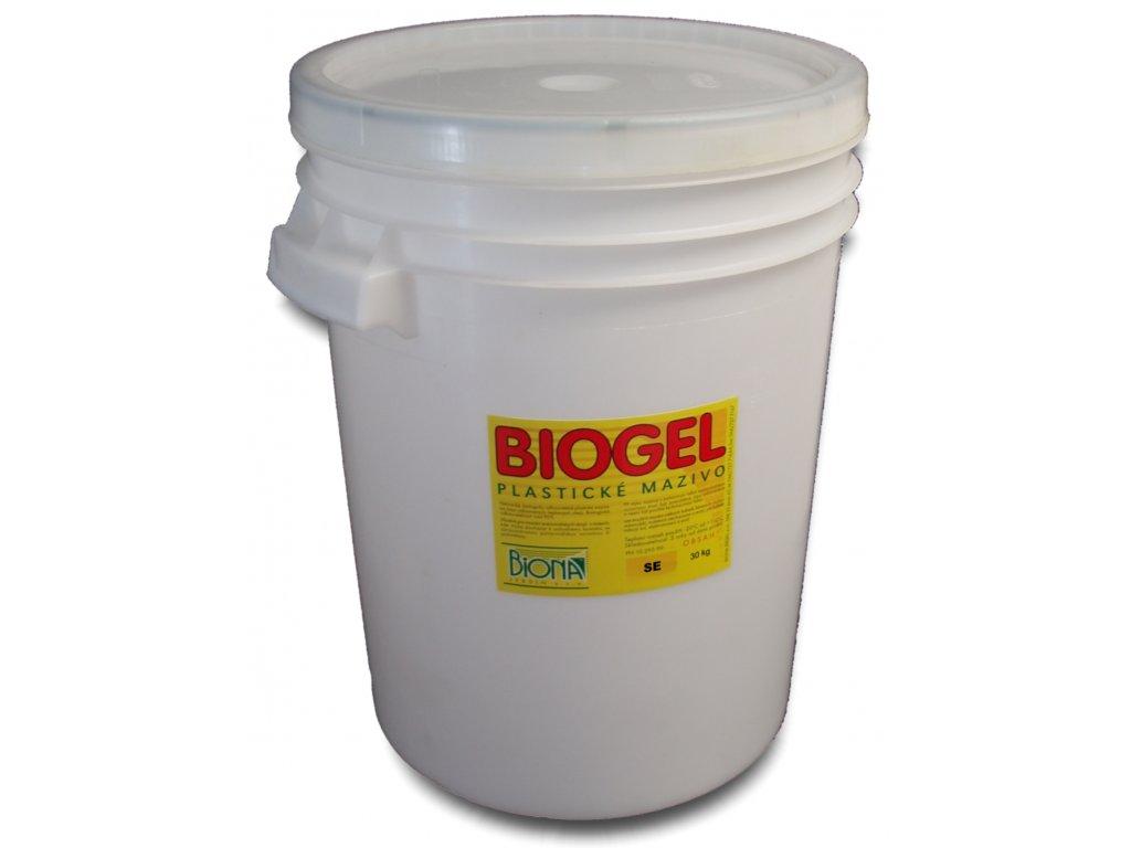 3133 biogel se plasticke mazivo 30 kg kbelik biona