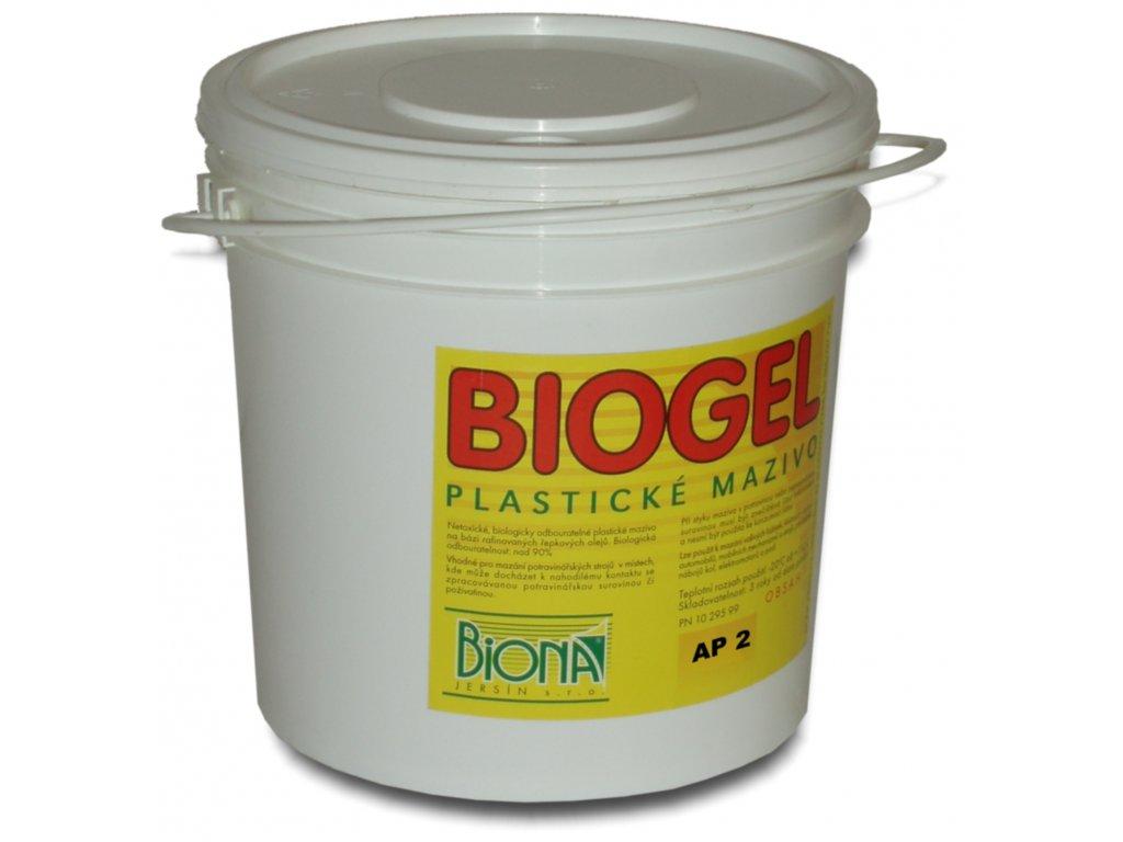 3145 biogel ap2 plasticke mazivo 4 kg kbelik biona
