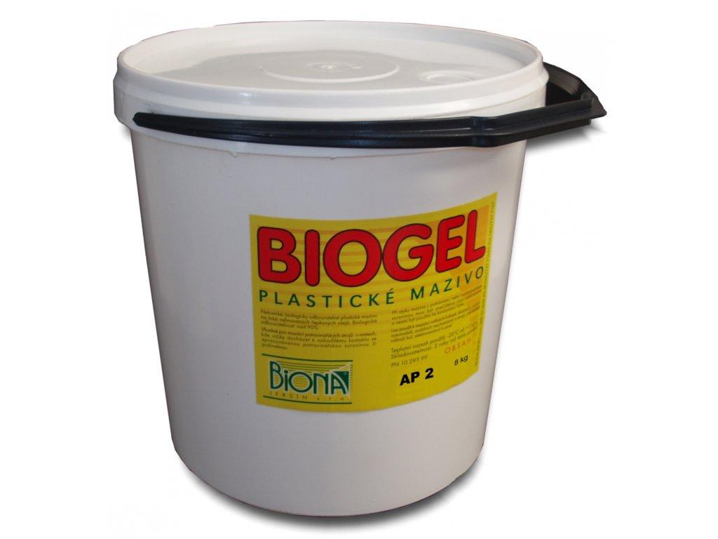 3148 biogel ap2 plasticke mazivo 8 kg kbelik biona