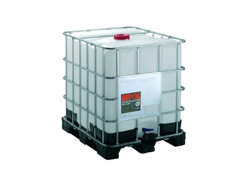 3826 bipol 100 bio olej pro harvestory na retez 1000 l kontajner biona