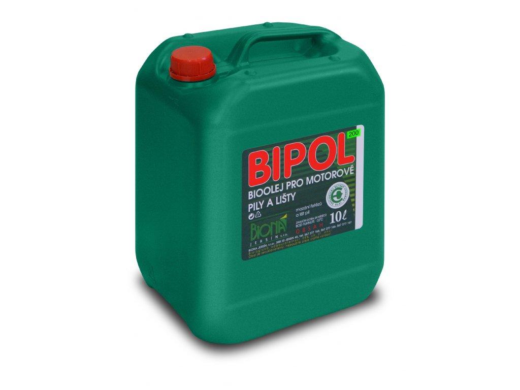 3835 bipol 200 bio olej pro harvestory na retez 10 l kanystr biona
