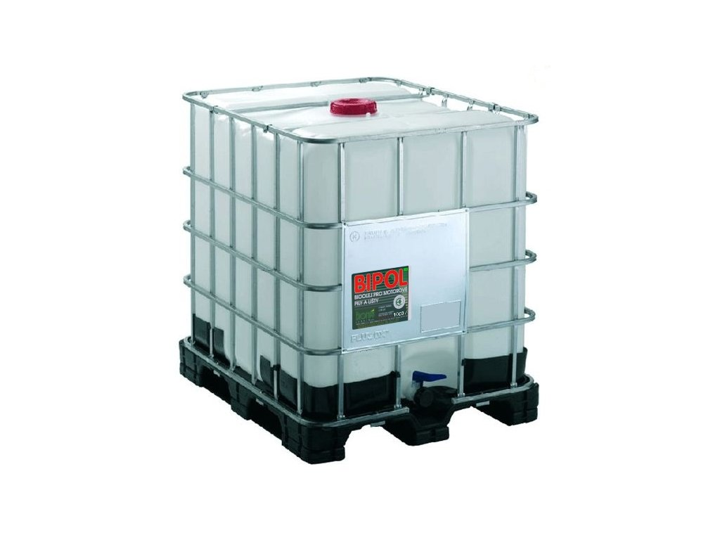 3847 bipol 200 bio olej pro harvestory na retez 1000 l kontajner biona