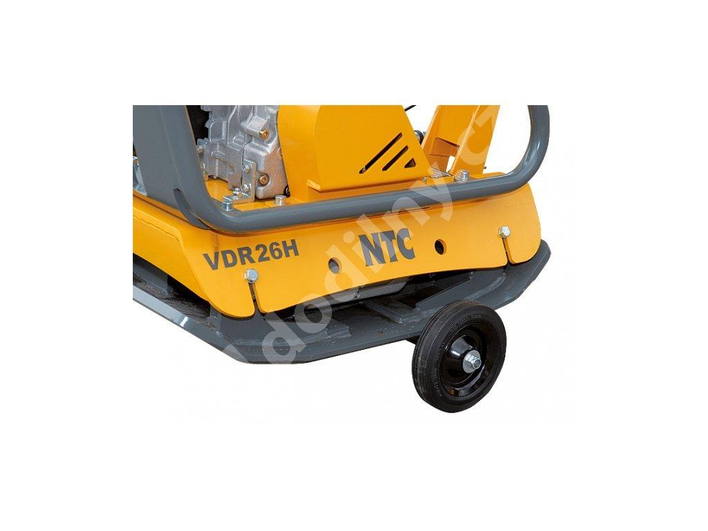 Podvozek pro reverzní vibrační desky VDR 22,VDR 26, VDR 32 -  NTC