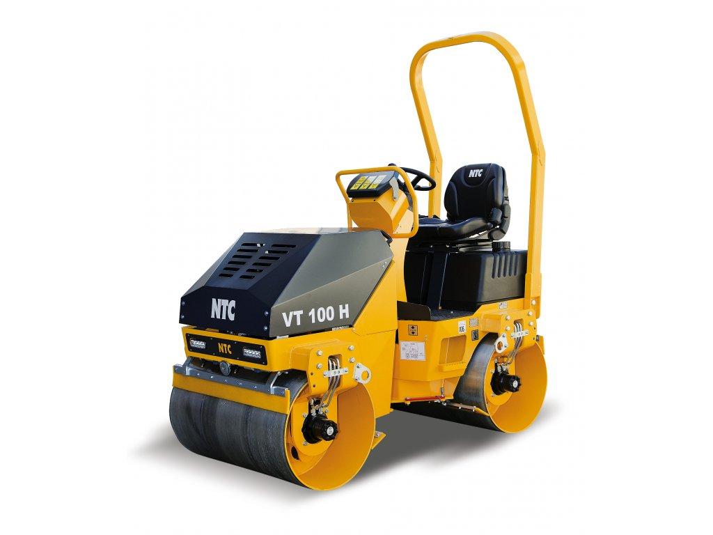 VT100H tandemovy vibracni valec hatz diesel