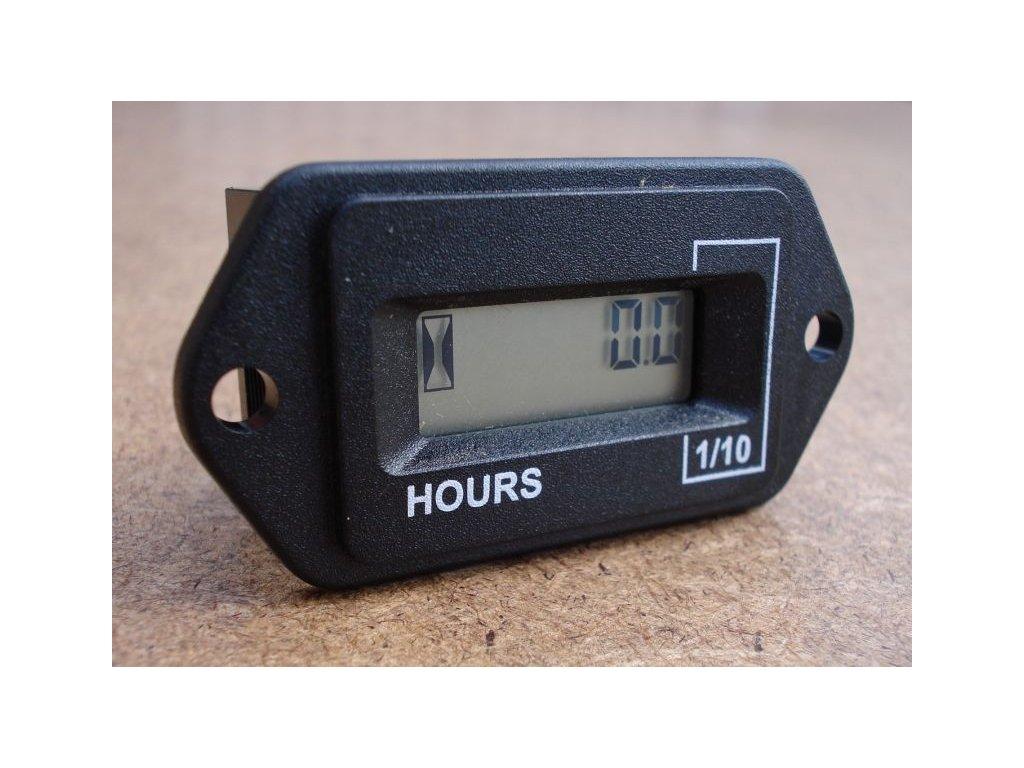 VVV – výbava - měřič motohodin Hatz - NTC
