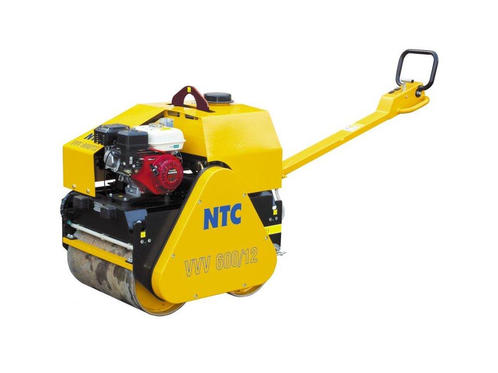 VVV 600 12 Vibracni valec vedeny NTC
