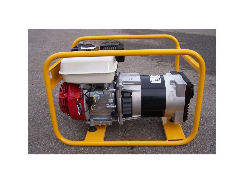 TR-2,5 Benzínová elektrocentrála HONDA jednofázová 2,5 kVA-NTC