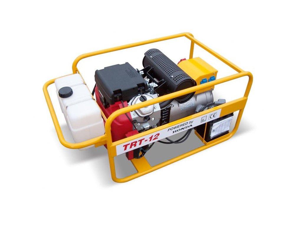TRT 14 elektrocentrala trifazova NTC