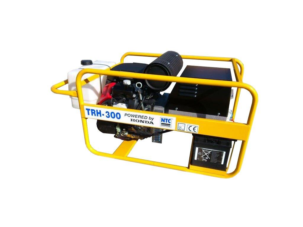 TRH 171 elektrocentrala se svareckou A