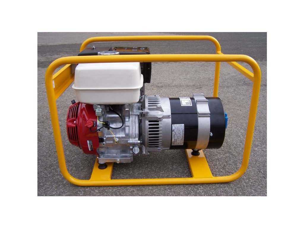 TR 5 E elektrocentrala jednofazova NTC