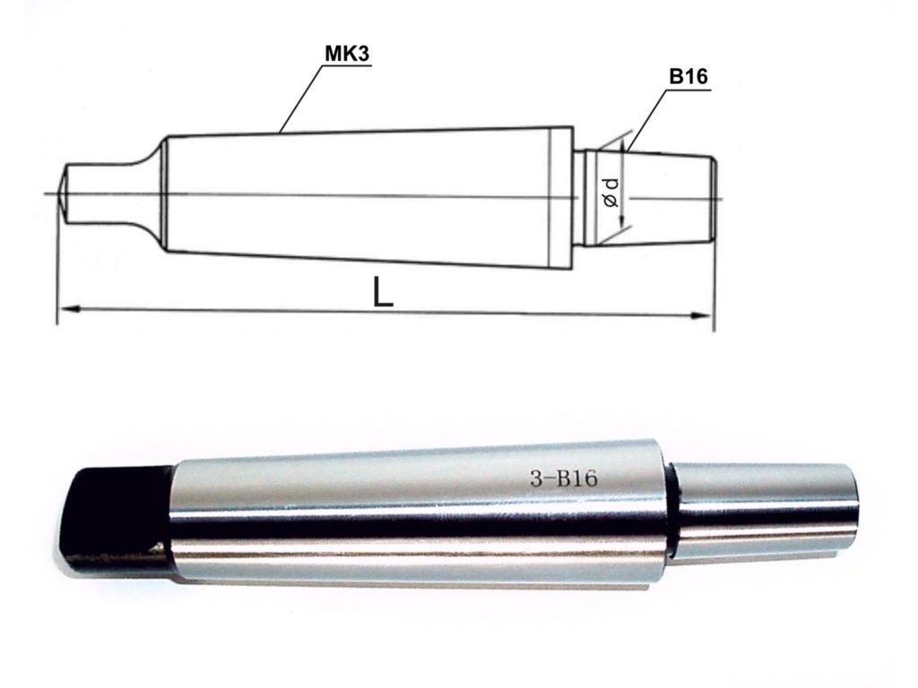 Trn pro vrtackove sklicidlo MK3 B16