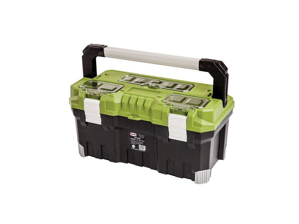 KP-22G - Plastový box s organizérem