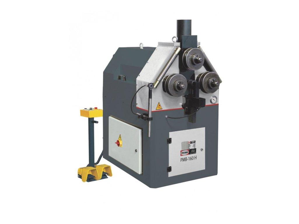 PMB-160H - Hydraulická zakružovačka profilů