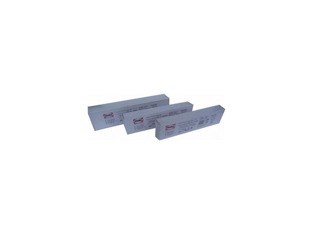 Elektrody rutilové - 2 x 300, 2,5kg