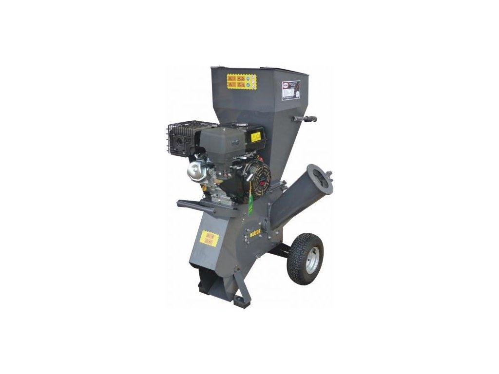 MZD-13/2 - Motorový zahradní drtič