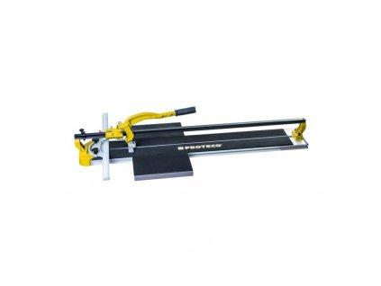řezačka dlažby 1000 mm s vodící x-lištou a hliníkovým stolem 51.03-RDX-1000