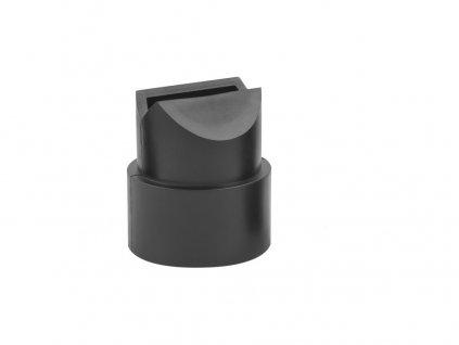 adaptér pryžový na hrany 90st. pro 25-008