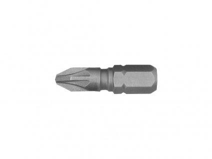 """bit 1/4"""" PZ 2  25 mm  na sádrokarton samostatný (bez dorazu) 42.09-184-PZ-2"""