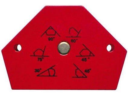 magnet úhlový  135 x 105 mm (30°/45°/60°/75°/90°) 42.04-450