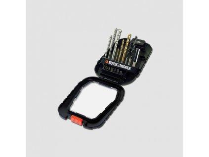 16 dílná sada vrtáků a bitů s magnetickým držákem A7186