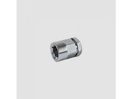 Adaptér na bity  pro ráčnový klíč  10mm x 1/4''HEX HWA-05S05