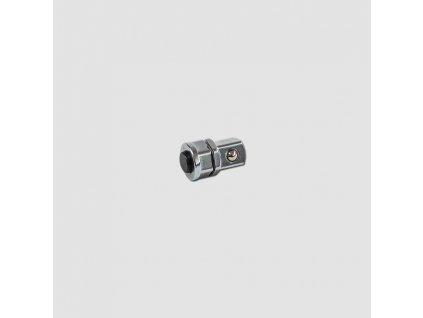 Adaptér na hlavice 1/4'' pro ráčnový klíč 10mm HWA-12005