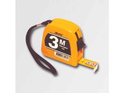 Metr svinovací  2m KDS 2013 žlutý M11002J