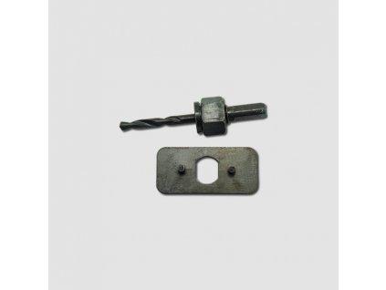 Náhradní díly (vrták, unašeč) k sadě P11807 P11803