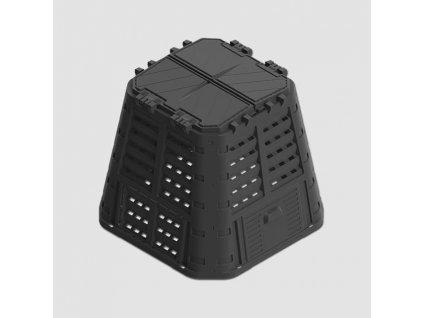 Kompostér černý MULTI 420L P90660