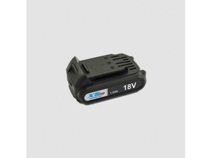 Aku baterie li-ion 18V, 1,5Ah SAMSUNG  DOPRODEJ XT102118