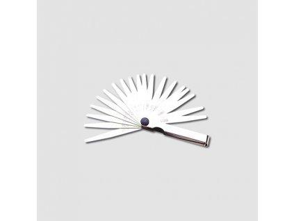 Listové měrky 0,05-1mm 13ks XT130213