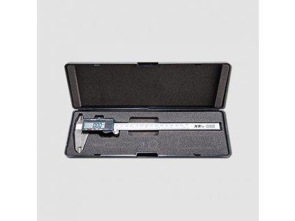 Měřítko posuvné  digitální 200mm rozlišení 0,01mm XT130431