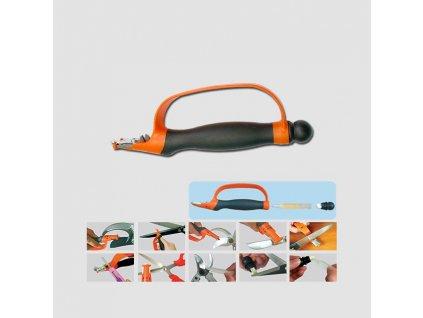 Brousek na nože a nůžky 6v1 K06 Winland XT93006
