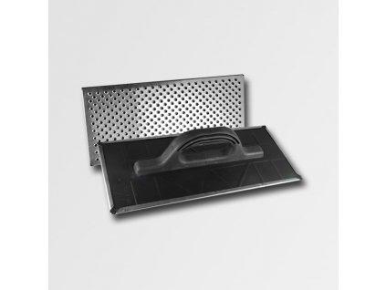 Hladítko brusné plast -struhadlo 270x130mm ZE153