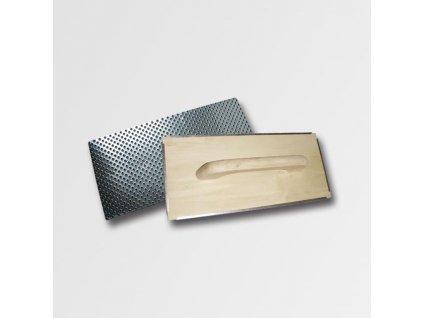 Hladítko brusné dřevo -struhadlo 400x180mm ZN32320