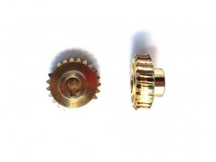 Šnekové převodové kolo pro pásovou pilu na kov 23 zubů