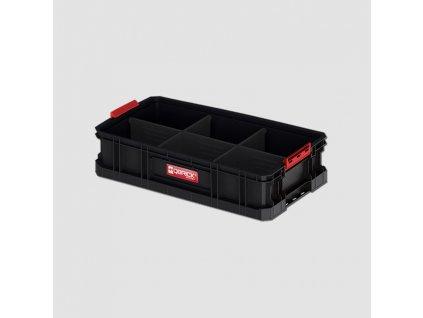 Box plastový 526x307x126mm Qbrick TWO Box 100 Flex P90613