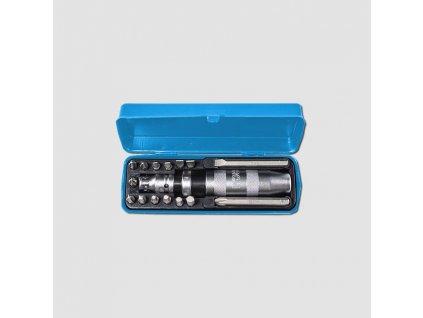 Sada úderových šroubováků 16dílná S2 XT07116