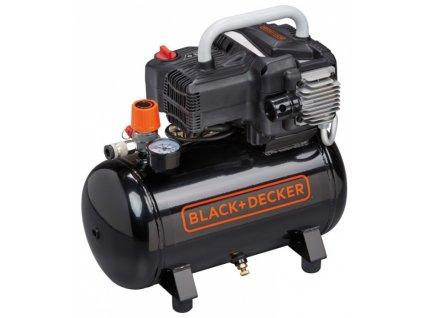 BD 195/12-NK Kompresor BLACK + DECKER bezolejový 10 bar