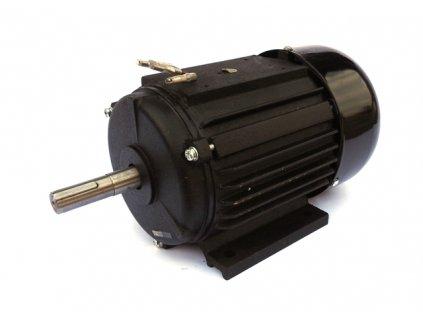 Elektro motor pro pásovu pilu na kov 400V 550W/1400 min-1