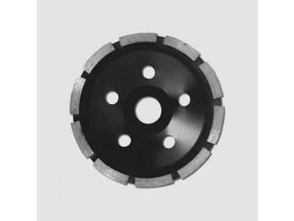 brusný diamantový hrnkový kotouč 125mm