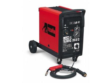 TELMIG 203/2 - Turbo svářečka CO2