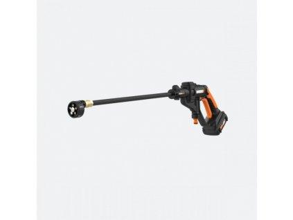 WG625E.2 - Aku tlaková myčka 20V s příslušenstvím - PowerShare