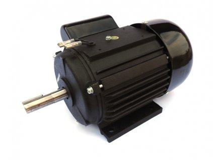 Elektro motor pro pásovu pilu na kov 230V 550W/1400 min-1
