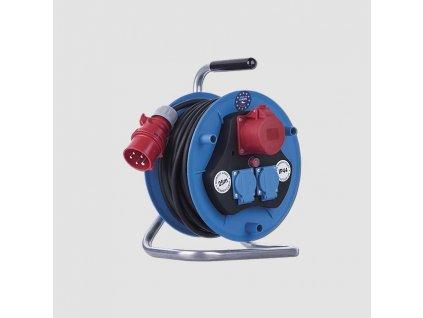 Prodlužovací kabel 400V, 2x230V, 1x400V /25m 1,5mm